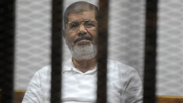 Mısır'da Mursi ailesinin tamamı 'teröristler' listesinde
