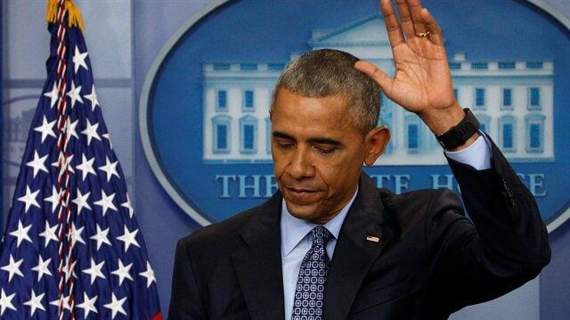 Obama son toplantısını yaptı: Endişeliyim