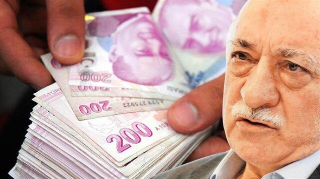FETÖ 'hususi'lerine aylık 100 bin lira ödemiş