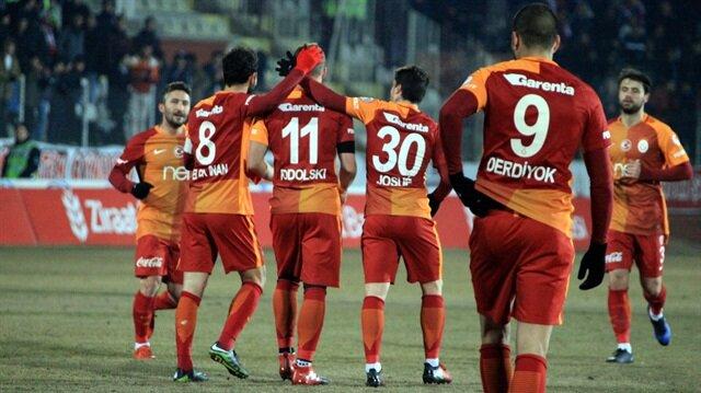 Galatasaray'ın Karabük kafilesi belli oldu