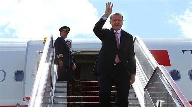 Cumhurbaşkanı Erdoğan Afrika'ya gidecek