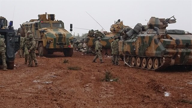DEAŞ El-Bab'da askerimize saldırdı: 5 şehit