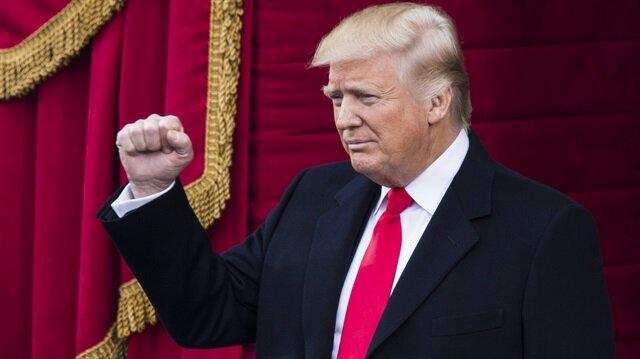 Trump resmen başkan oldu