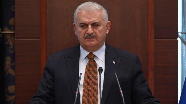 Yıldırım'dan 'anayasa' açıklaması: MHP ile hedefimiz aynı