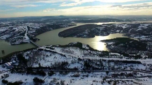 İstanbul'da barajların doluluk oranı iki haftada yüzde 26 arttı