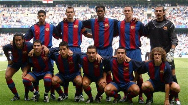 Rüştü Reçber'in Ronaldinho anısı