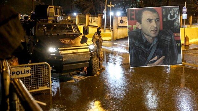 İstanbul'daki lav silahlı saldırılarda aynı terörist yer almış