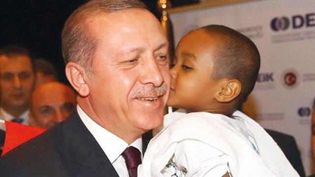 Erdoğan'dan Afrika gezisi