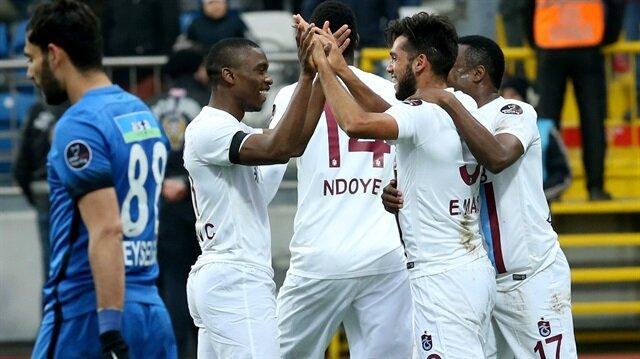 Trabzonspor <br/>seriye bağladı