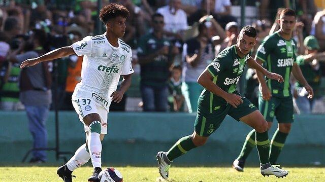 Chapecoense<br/>ilk maçına çıktı
