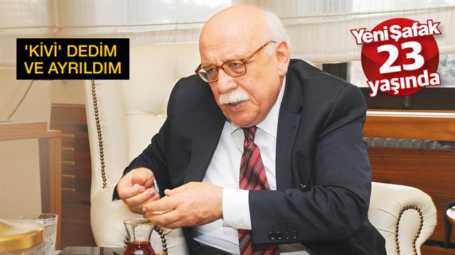 Kültür ve Turizm Bakanı Nabi Avcı, 1995 yılında Yeni Şafak gazetesi genel yayın yönetmenliği yaptı.