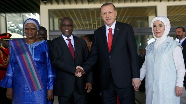 UN is not acting fairly towards Africa: Erdoğan