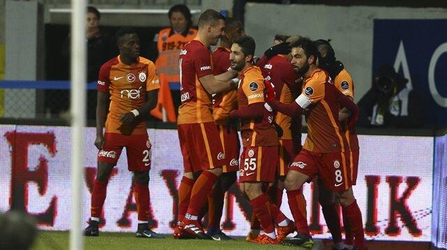 Galatasaray<br/>dikkat çekti