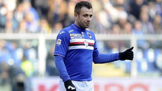 Antonio Cassano serbest kaldı