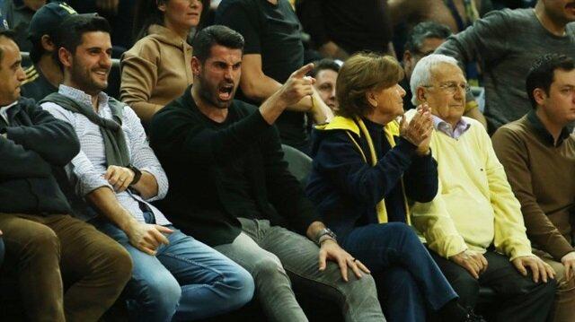 Volkan Demirel, Fenerbahçe-Galatasaray Odeabank maçının ardından tepki çeken bir tezahürat yapmıştı.