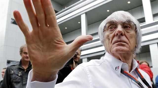 86 yaşındaki Bernie Ecclestone'un F1'de söz hakkı kalmadı.