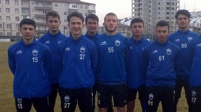 Kayseri Erciyesspor'un 8 'liseli'si