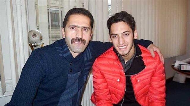 Hakan Çalhanoğlu: Suçlu babam