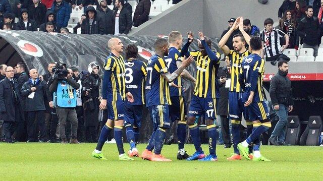 Fenerbahçe Beşiktaş'ı 34 yıl sonra eledi