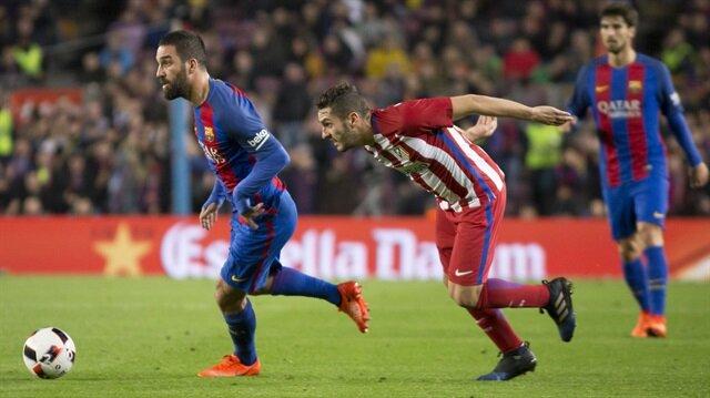 Barcelona Kral Kupası'nda finale çıktı