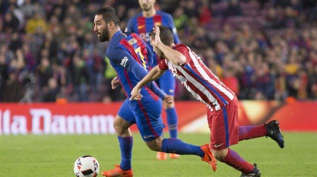 Barcelona-Atletico Madrid: 1-1