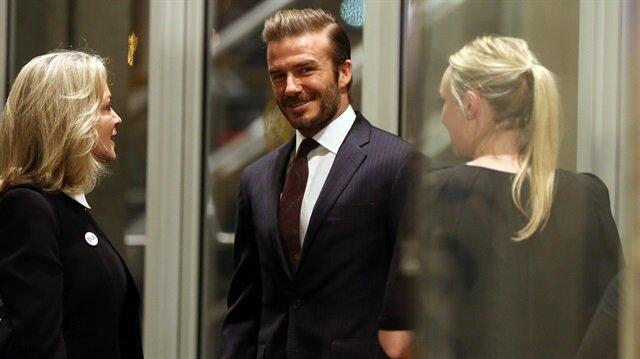 Beckham'ın maili hacklendi öteki yüzü ortaya çıktı