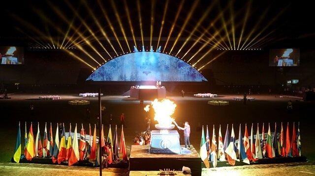 Erzurum'da muhteşem açılış