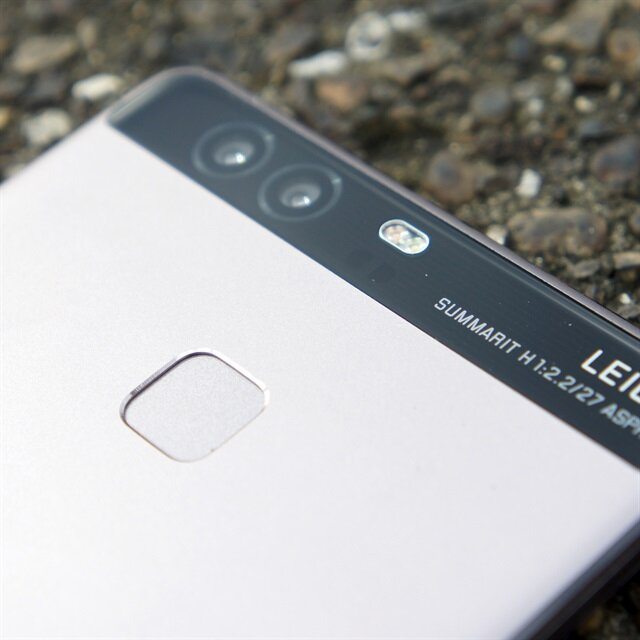 Huawei P10'un tasarımı belli oldu