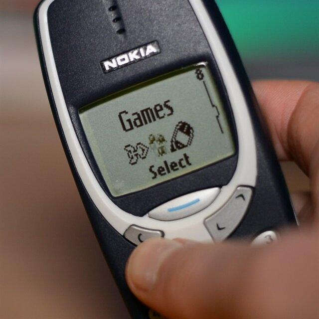 Efsane Nokia 3310 geri dönüyor