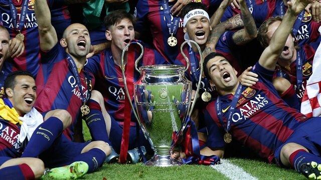 UEFA'ya göre Devler Ligi'nin şampiyonu: Barcelona