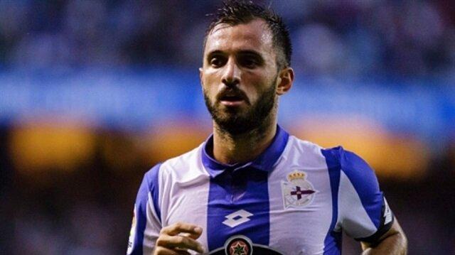 Emre Çolak yine Deportivo'nun en iyisi
