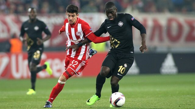 Olympiakos-Osmanlıspor: 0-0