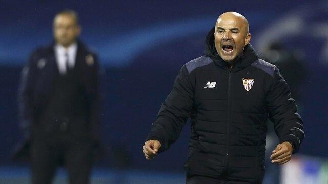 Barcelona taraftarı Sampaoli'yi istiyor