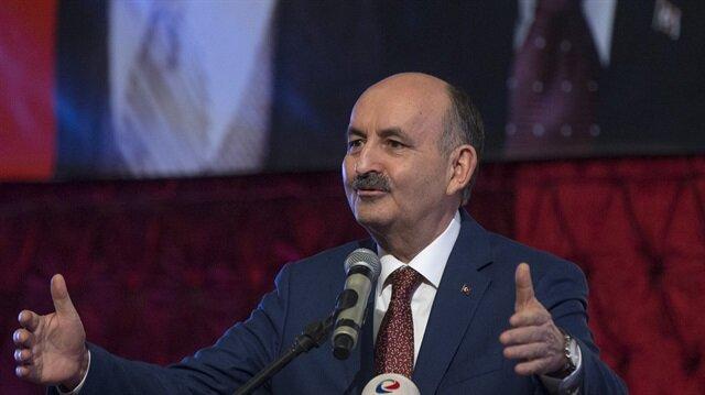 Çalışma Bakanı Müezzinoğlu'ndan istihdam açıklaması