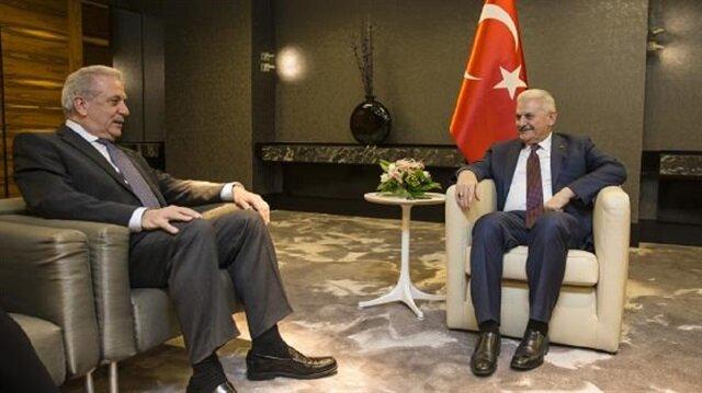يلدريم يصل ميونخ للمشاركة في مؤتمر الأمن