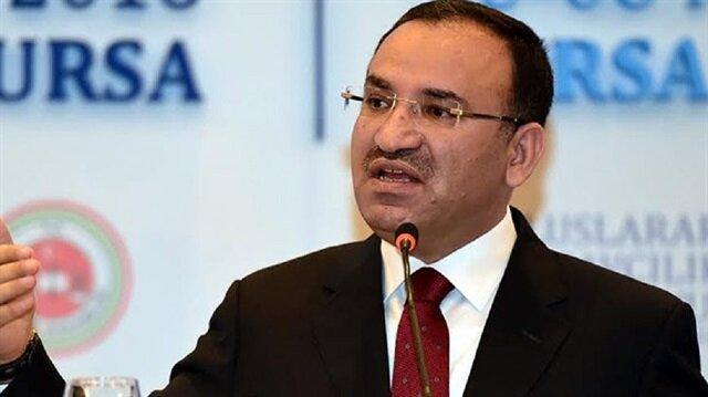 وزير العدل التركي يؤكد استمرار بلاده في مكافحة الإرهاب