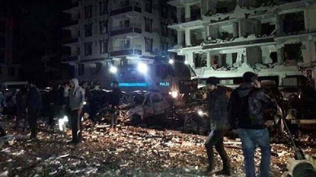ارتفاع قتلى الهجوم الإرهابيّ بشانلي أورفة التركية إلى 2
