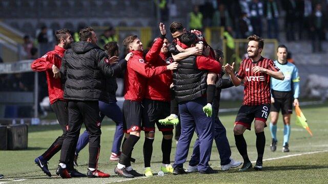 Gençlerbirliği-Konyaspor: 2-0