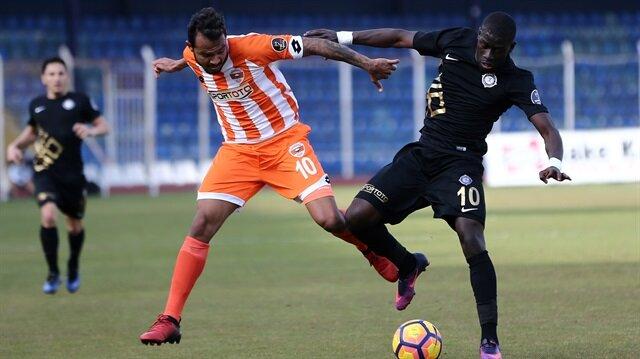 Adanaspor-Osmanlıspor: 1-5