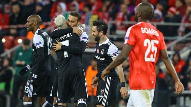 Beşiktaş'ta sarı kart alarmı