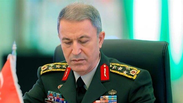 رئيس الأركان التركية يزور الإمارات لبحث التعاون العسكري