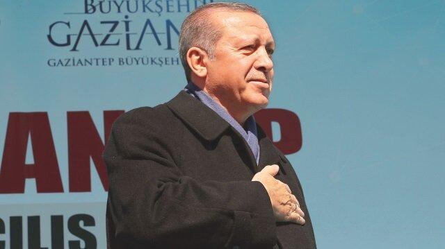 Cumhurbaşkanı Erdoğan: Söz verip işçi almayan patronu ifşa edeceğim