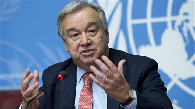 غوتيريش: لست متفائلا بإيجاد حل للأزمة السورية على المدى القصير