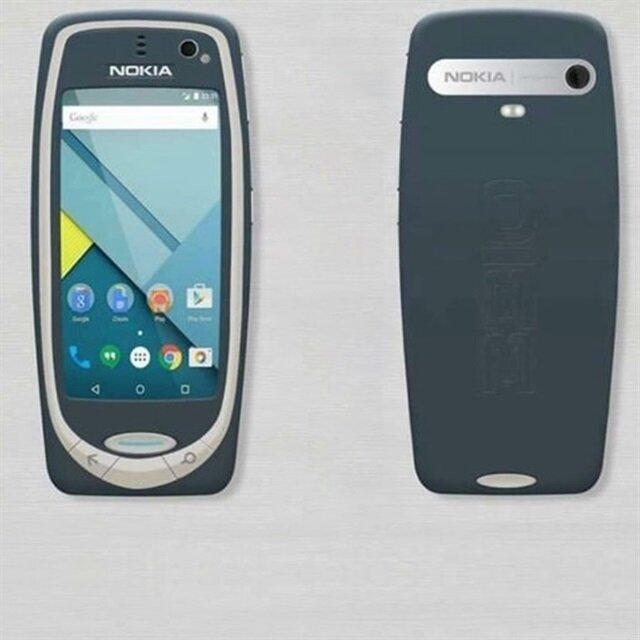 Nokia 3310'un detayları netleşiyor