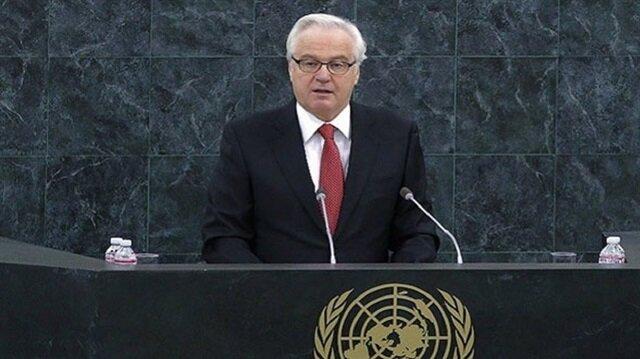Rusya'nın BM Temsilcisi ABD'de hayatını kaybetti