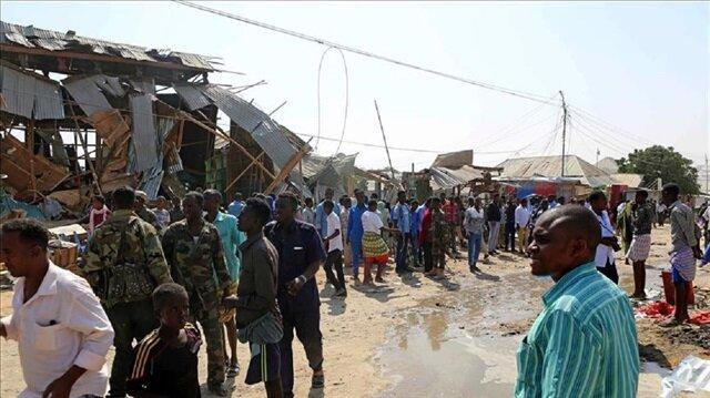 تركيا تدين تفجيرًا استهدف سوقًا شرقي العاصمة الصومالية