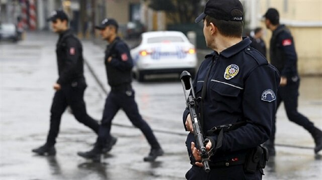 Operation targets Daesh cells in Istanbul, 35 arrested