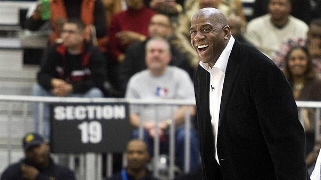 NBA: Magic Johnson to head Lakers operation