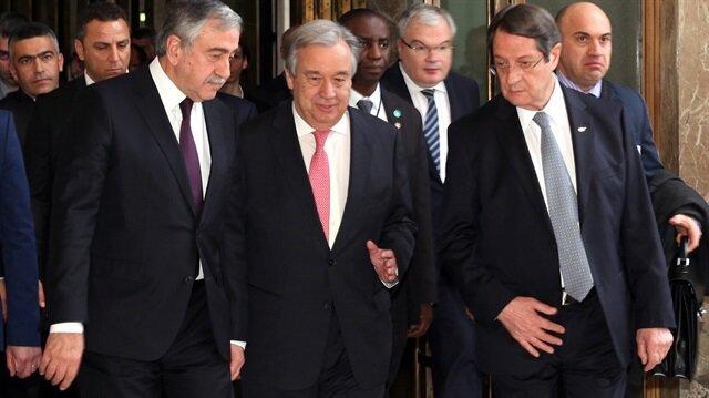 Türk tarafı Kıbrıs görüşmelerine katılmayacak