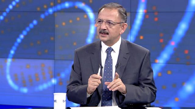 Bakan Özhaseki: İstanbul'da her sene 200 bin bina yenilenmeli